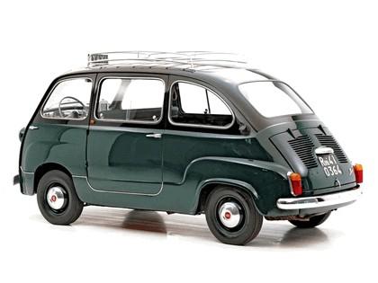 1956 Fiat 600 Multipla Taxi 3