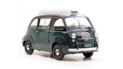 1956 Fiat 600 Multipla Taxi 7