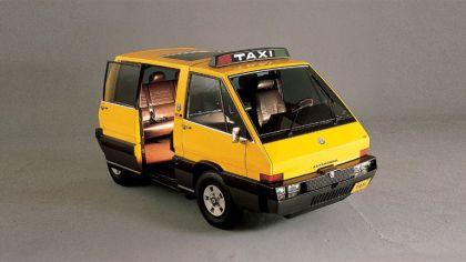 1976 Alfa Romeo New York Taxi concept by ItalDesign 9