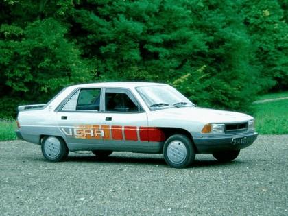 1981 Peugeot Vera concept 1
