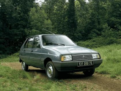 1982 Citroën Visa 1