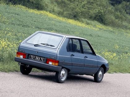 1982 Citroën Visa 3