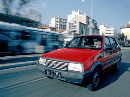 1982 Citroën Visa 4