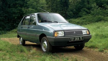 1982 Citroën Visa 8