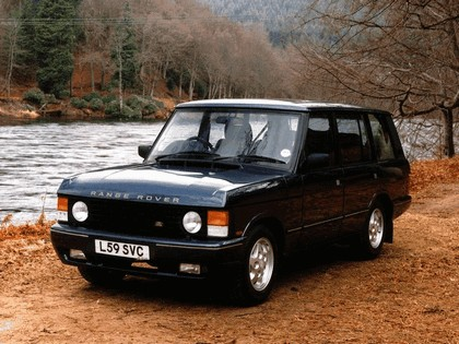 1986 Land Rover Range Rover 5-door 1