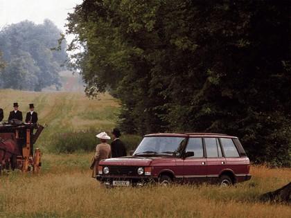 1986 Land Rover Range Rover 5-door 3