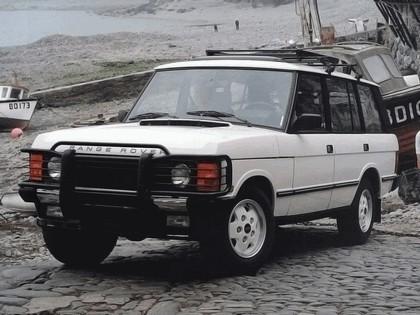 1986 Land Rover Range Rover 5-door 4
