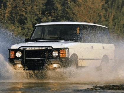 1986 Land Rover Range Rover 5-door 5