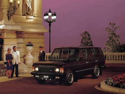 1986 Land Rover Range Rover 5-door 9