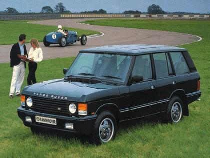 1986 Land Rover Range Rover 5-door 10