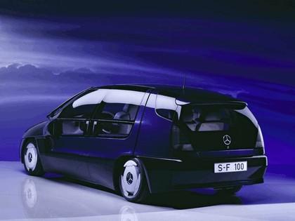 1991 Mercedes-Benz F100 concept 3