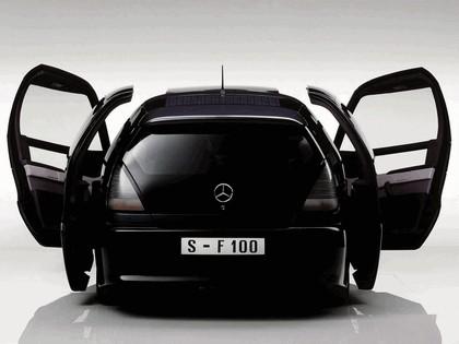 1991 Mercedes-Benz F100 concept 6