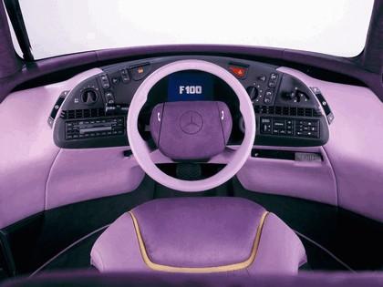 1991 Mercedes-Benz F100 concept 8