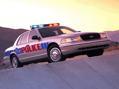 1998 Ford Crown Victoria Police Interceptor 2