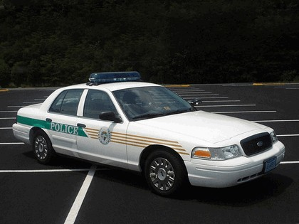 1998 Ford Crown Victoria Police Interceptor 5