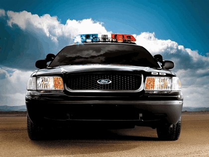 1998 Ford Crown Victoria Police Interceptor 8