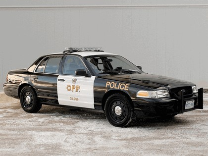 1998 Ford Crown Victoria Police Interceptor 9