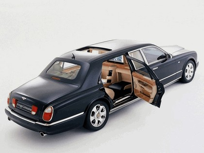 2003 Rolls-Royce Arnage Limousine by Mulliner 2