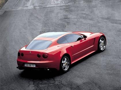 2005 Ferrari GG50 concept by ItalDesign 3