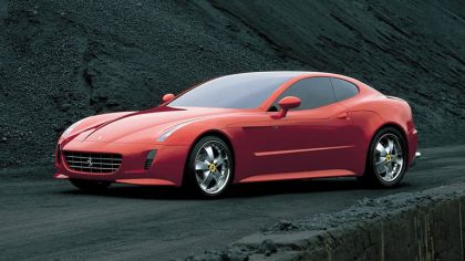 2005 Ferrari GG50 concept by ItalDesign 9