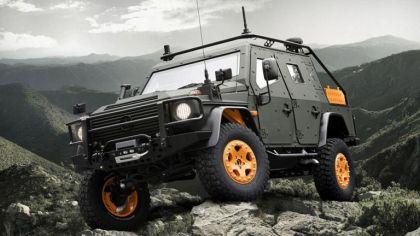 2010 Mercedes-Benz G Wagon Military 2