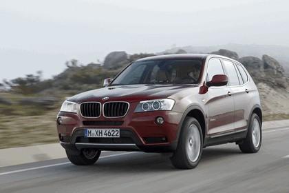 2010 BMW X3 xDrive20d 11