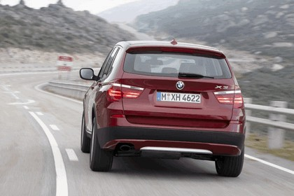 2010 BMW X3 xDrive20d 19