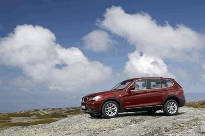 2010 BMW X3 xDrive20d 57