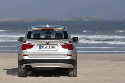 2010 BMW X3 xDrive35i 11
