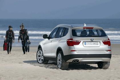 2010 BMW X3 xDrive35i 12