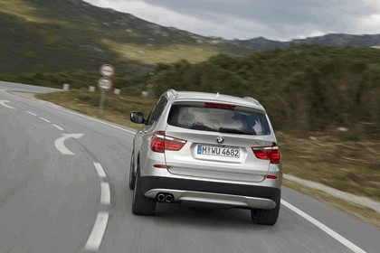 2010 BMW X3 xDrive35i 22