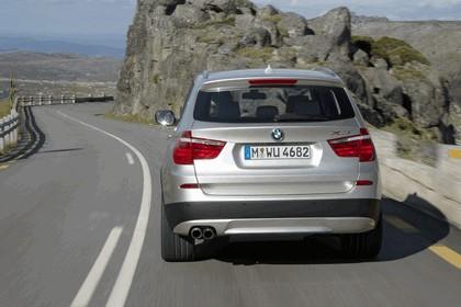 2010 BMW X3 xDrive35i 35