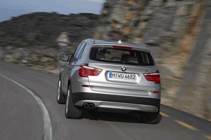 2010 BMW X3 xDrive35i 38