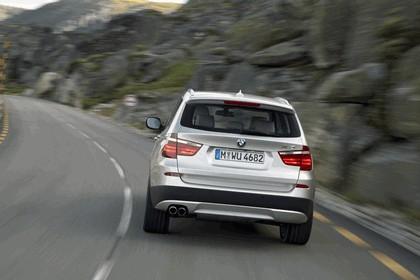 2010 BMW X3 xDrive35i 39
