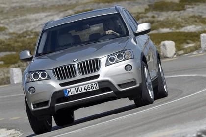 2010 BMW X3 xDrive35i 48