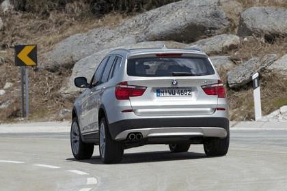 2010 BMW X3 xDrive35i 49