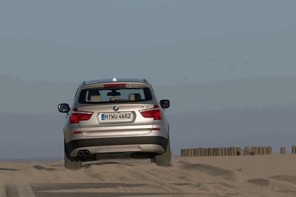 2010 BMW X3 xDrive35i 55