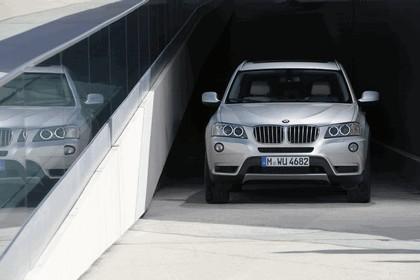 2010 BMW X3 xDrive35i 71