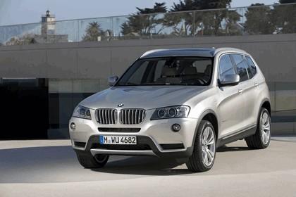 2010 BMW X3 xDrive35i 76