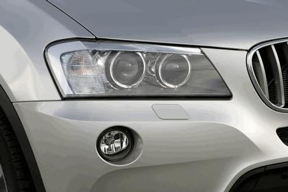 2010 BMW X3 xDrive35i 97