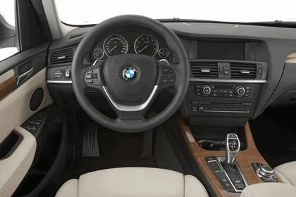 2010 BMW X3 xDrive35i 123