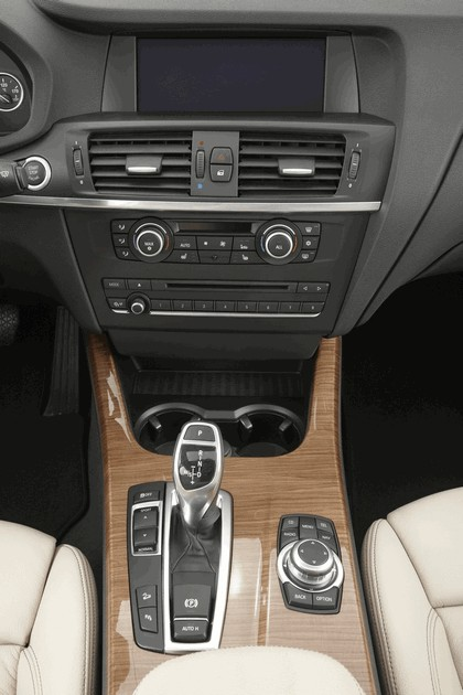 2010 BMW X3 xDrive35i 124