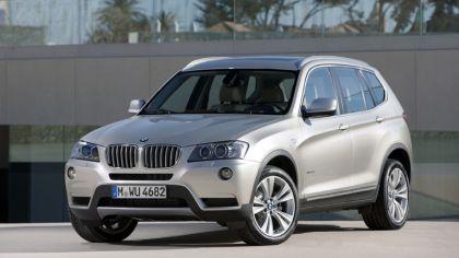 2010 BMW X3 xDrive35i 9