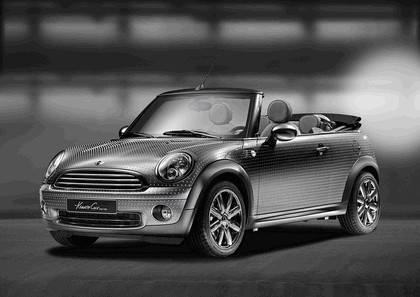 2010 Mini One Life Ball Convertible designed by Kenneth Cole 1