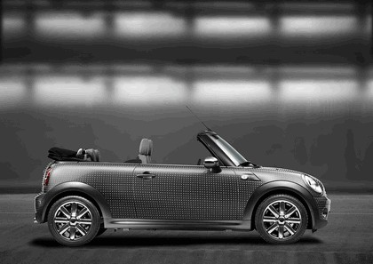 2010 Mini One Life Ball Convertible designed by Kenneth Cole 2