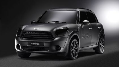 2010 Mini One Life Ball Countryman designed by Calvin Klein 2