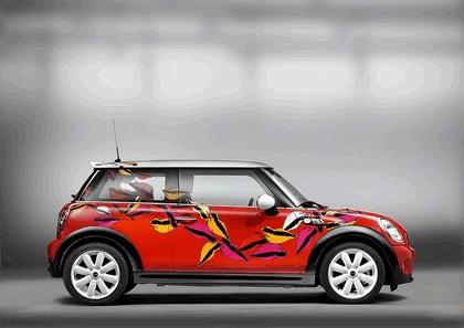 2010 Mini One Life Ball designed by Diane von Furstenberg 2