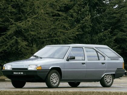 1985 Citroën BX Break 19D 1