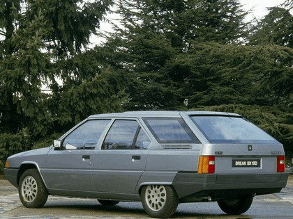 1985 Citroën BX Break 19D 2
