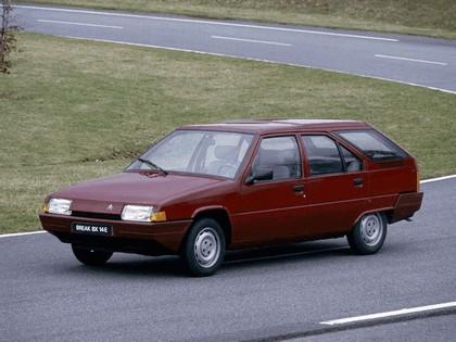 1985 Citroën BX Break 14E 1